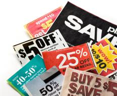 With double coupons, a store or manufacturer will double the face value of the coupon.