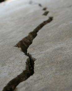 Crack filler may help repair driveway cracks.