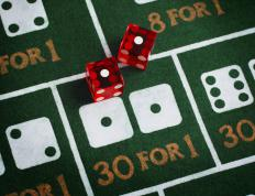 The theory of gambler's ruin applies to any casino game, including craps.