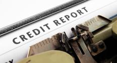 Credit references are documented in an individual's credit report.
