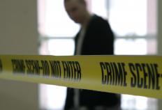 Criminology courses may be taken by future crime scene investigators.