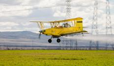 A pilot's license will be required for individuals pursuing a career as a crop duster.
