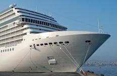 Many people book cruises through travel agents, who offer refund policies.
