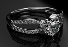 Custom jewelry is a piece of jewelry that has been designed and created for a specific person or purpose.