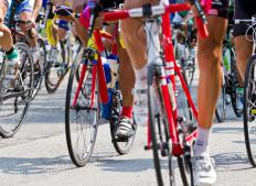 Criterium is one of the most intense and spectator-friendly forms of bike racing.