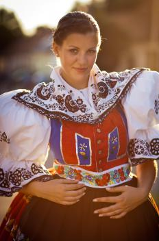 "Czechs, along with Slovakians and Poles, are considered part of the ""Western Slavic"" group."