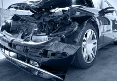 Someone who has received a brain injury due to an auto accident may experience memory lapses.