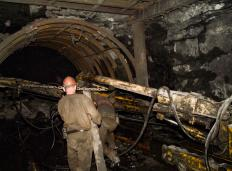 Mining is part of the primary sector.