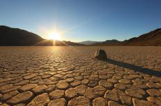Death Valley is considered one of the hottest places in the world.
