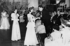 The cotillion tradition focuses on manners and social graces and has long been popular, particularly in the southern U.S.