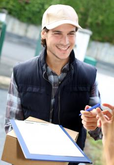 Parcel post refers to the most cost effective choice of shipping packages to consumers.