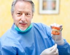 People who wear dentures may be susceptible to experiencing stomach gas as a result of swallowing air.
