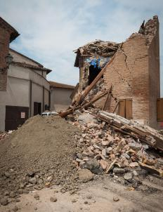 High-magnitude earthquakes are a type of natural disaster.