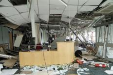 A business owner will insure his property against earthquakes, to ensure that his business is covered in case of damage.