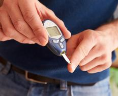 A diabetic should not rely solely on acupressure to treat his medical condition.