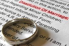 Trusts generally protect a person's assets from dissolution of marriage.