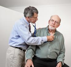 Heart palpitations may be a sign of left-sided heart failure.