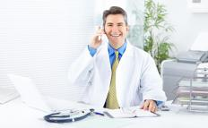 Healthcare case management tools can help a doctor reduce the time he spends on administrative tasks.