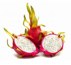 Dragonfruit is one of the only plant sources of pyridoxine.