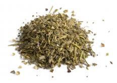 Dried marjoram can be used to substitute thyme.