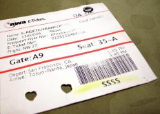 An e-ticket is an electronic ticket.