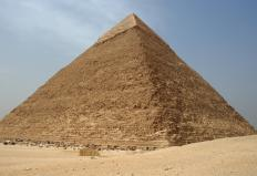 Travel writers may try to delve deeper into the history of popular attractions like the Pyramids at Giza in Egypt.