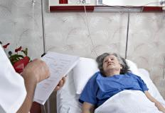 Hospital stays and other medical expenses are covered by Medicare for those 65 and older.