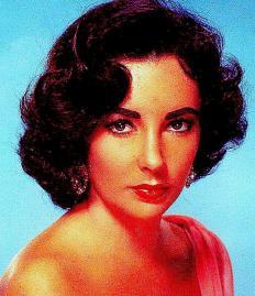 Elizabeth Taylor's eye color has been compared to tanzanite.