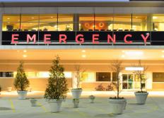 Some after-hour urgent care centers can treat emergency medical conditions.