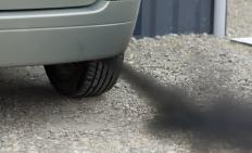 An emissions inventory measures the emissions generated by a vehicle over a period of time.