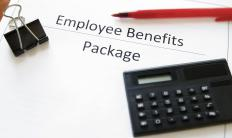A benefit allowance is an amount of money released to a worker under terms of an employee benefit plan.