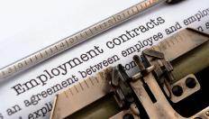 Employment law consultants often draft employment contracts.