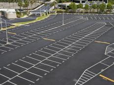 Doing a practice driving test in an empty parking lot can be great preparation for the real thing.