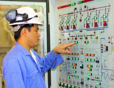 A field service engineer may install and operate equipment.