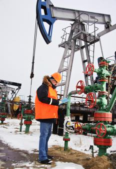 Drilling engineers might use seismic processing to detect oil.