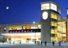 When using a hospital emergency room, a copayment may be required.