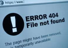 There are several reasons one might receive an HTTP 404 error, but the most common is that the target page or URL could not be reached.