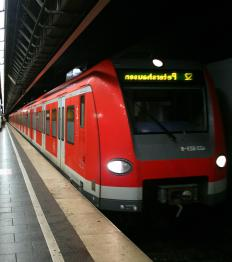 A Eurorail pass provides a variety of train travel options in Europe.
