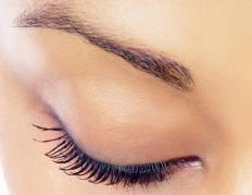 Over-the-counter exfoliants and moisturizers can eliminate eyebrow dandruff.