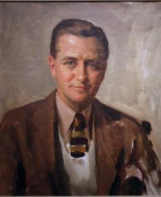 "F. Scott Fitzgerald's novels include ""The Great Gatsby"" and ""This Side of Paradise""."