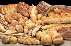 Yeast is essential for making many types of bread.
