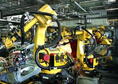 Manufacturers invest in automation to stimulate production.