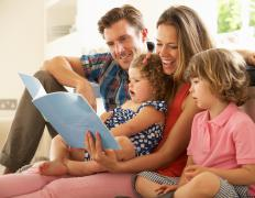 Make sure children are paying attention when reading to them.
