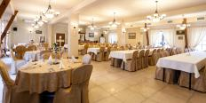A proprietary lease may offer access to the facility's banquet rooms without extra charges.