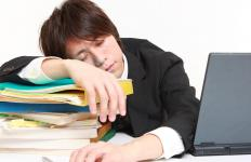 Overworking is likely to affect morale and comprehension of the entire course of revision.