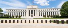 The Federal Reserve often sets monetary policy to control inflation.