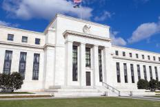 "The Federal Reserve sets the interest rates used to calculate the ""current value of funds rate."""