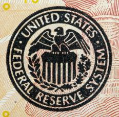 In the United States, money supply is controlled by the Federal Reserve.