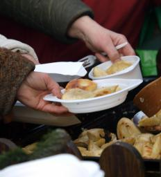 A field administrator at a homeless shelter might focus on improving meals.
