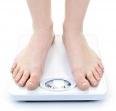 An individual will generally gain the weight back after stopping the fad diet.